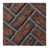 Firebuilder Accessory : Herringbone Brick